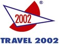 logo TRAVEL 2002, spol. s r. o.